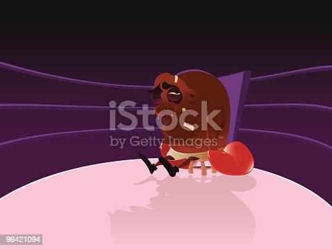 istock Alone at corner 96421094
