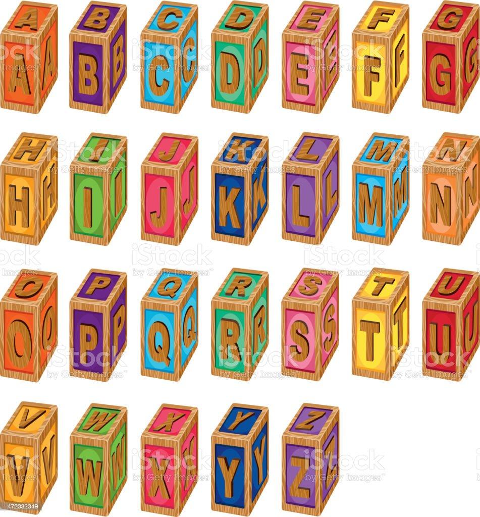 Alphabet cubes royalty-free alphabet cubes stock vector art & more images of alphabet