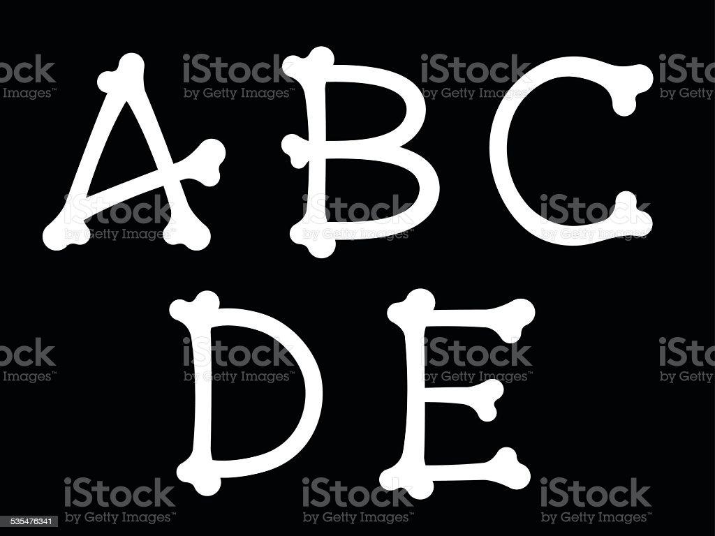 abcde name