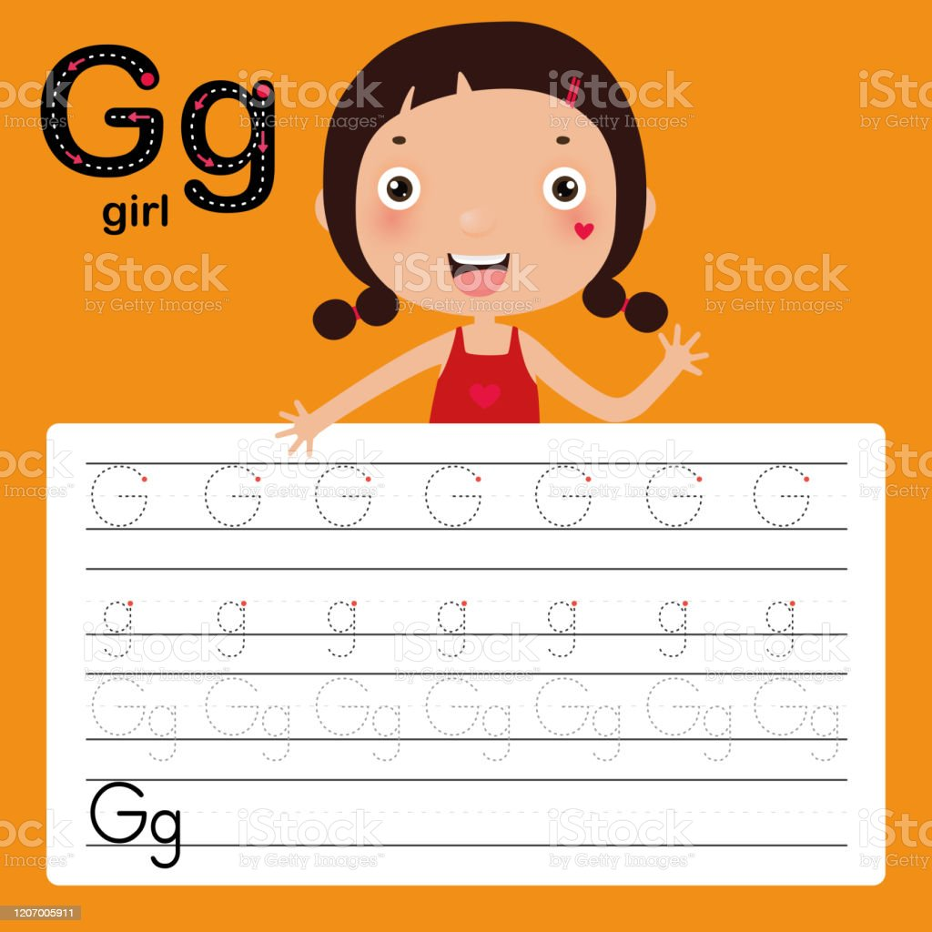 19+ Writing Letter G Worksheets For Kindergarten Images