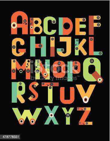 istock Alphabet 478778331