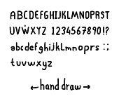 Alphabet Vector Illustration Symbol Design Element