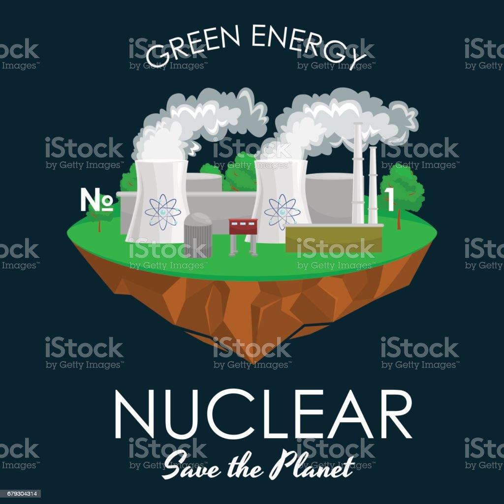 Sympathisch Alternative Zu Rasen Sammlung Von Energien Energiewirtschaft, Nuclear Power Station Fabrik Strom