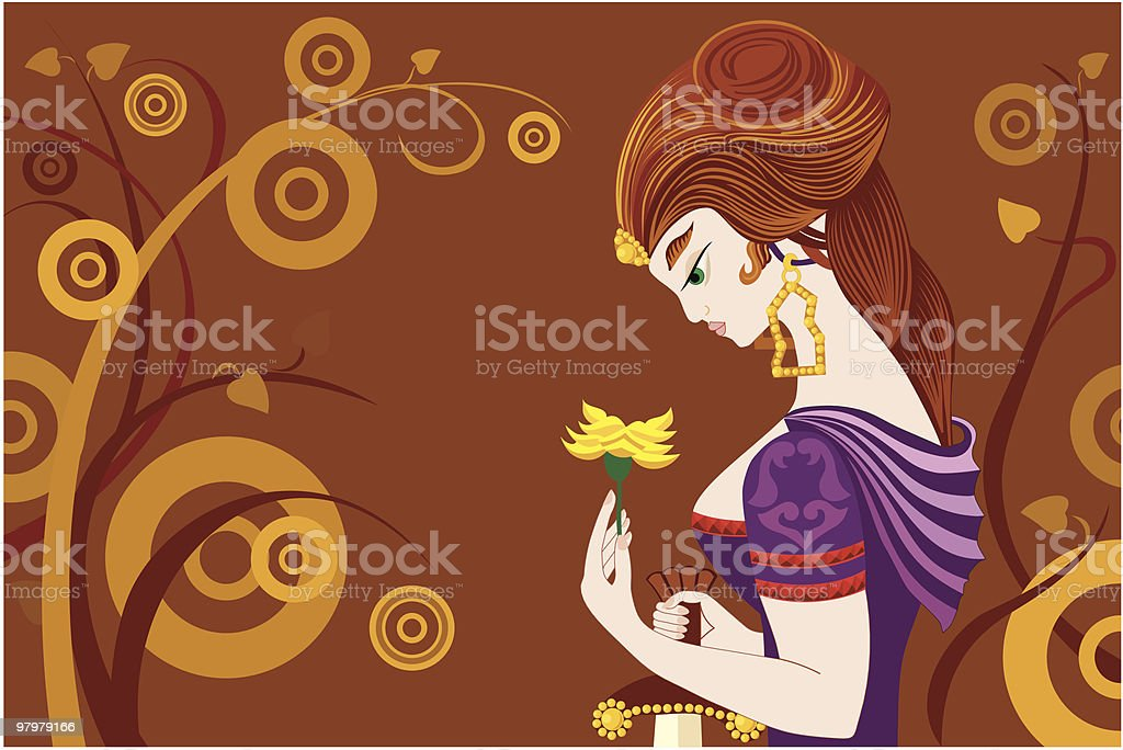 AmazonGirl royalty-free amazongirl stock vector art & more images of abstract