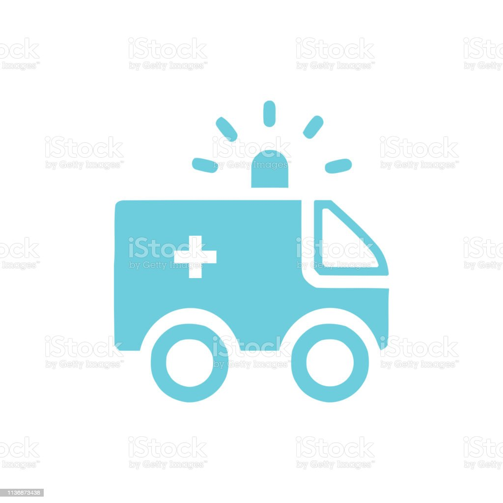 Ambulance, Icon, Accidents and Disasters, Car, Healthcare And...