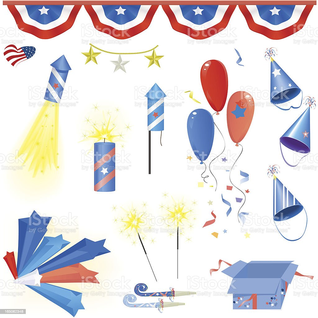American celebration elements royalty-free american celebration elements stock vector art & more images of american culture