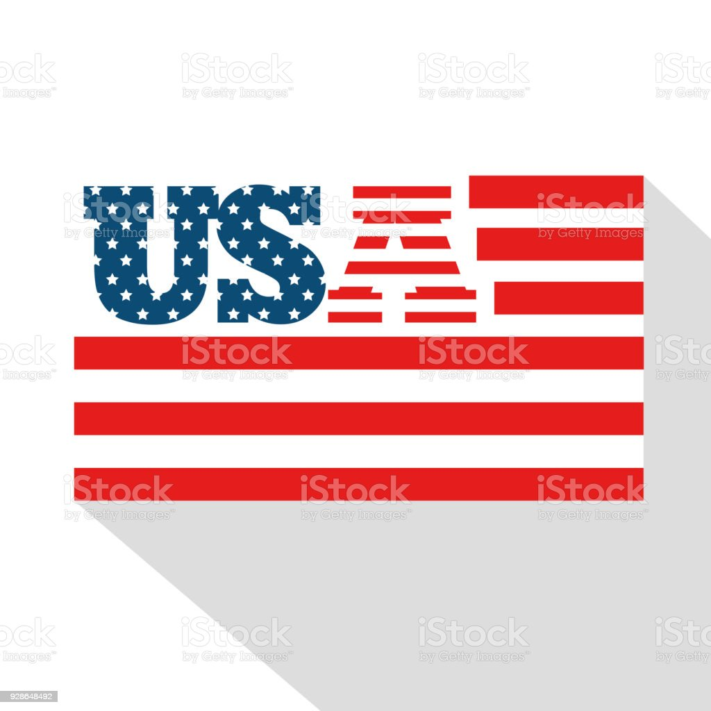 American flag design stock vector art more images of american american flag design royalty free american flag design stock vector art amp more images gumiabroncs Images