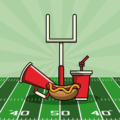 American football bowl tournament