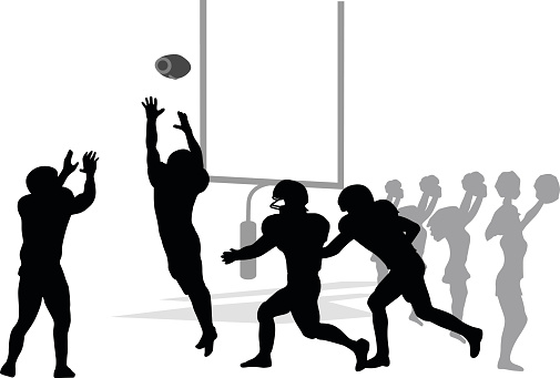 American Football Catch