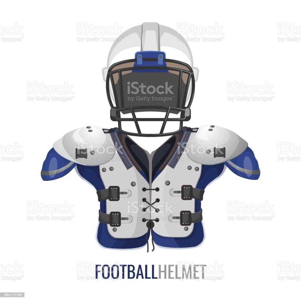 Football am ricain costume affiche informative de la - Dessin football americain ...