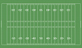 American Football green field2