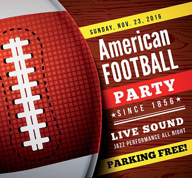 アメリカンフットボールします。ベクトルの背景 - アメリカンフットボール点のイラスト素材/クリップアート素材/マンガ素材/アイコン素材