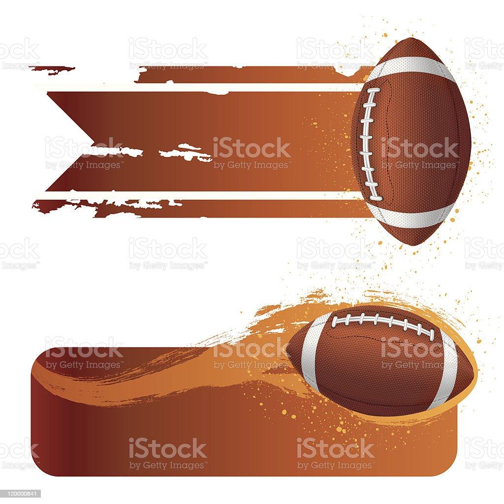 american football royalty-free american football stock vector art & more images of american football - ball