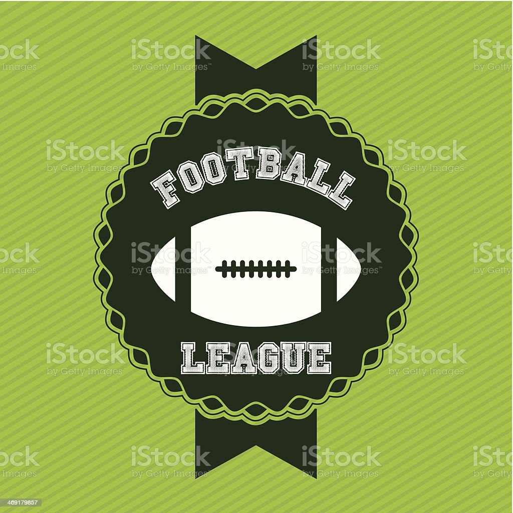 American Football royalty-free american football stock vector art & more images of american culture