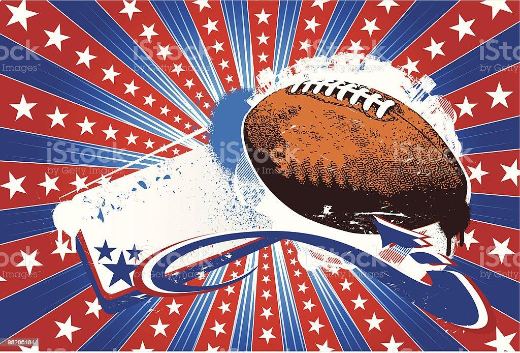 American Football Player royalty-free american football player 0명에 대한 스톡 벡터 아트 및 기타 이미지