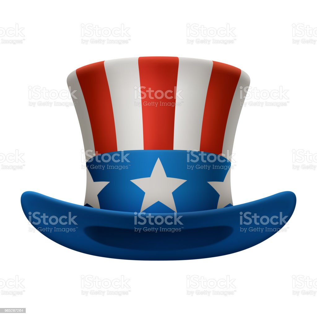 American hat royalty-free american hat stock vector art & more images of american culture