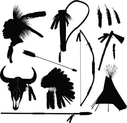 American Indian Hunting Equipment
