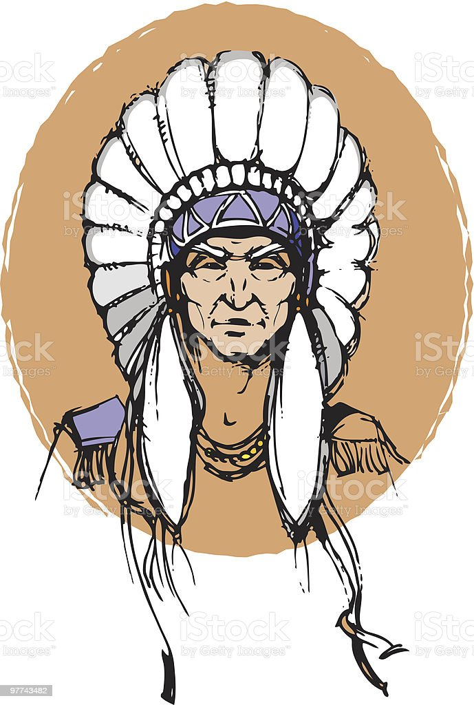 American Indian royalty-free american indian stock vector art & more images of adult