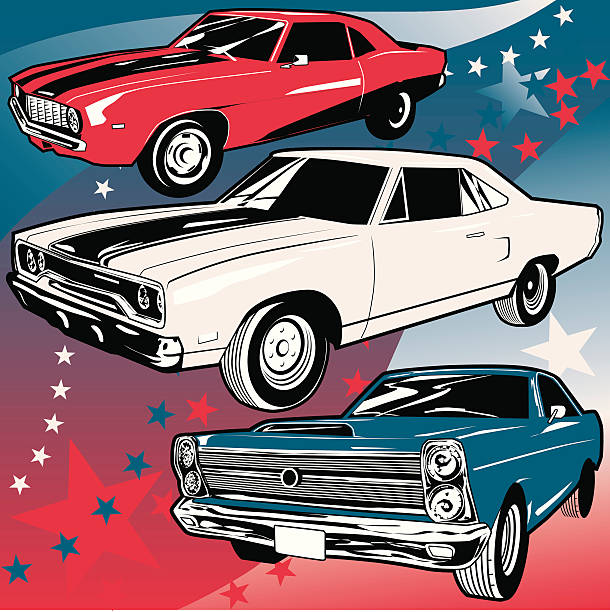 1,967 Car Show Illustrations & Clip Art - iStock