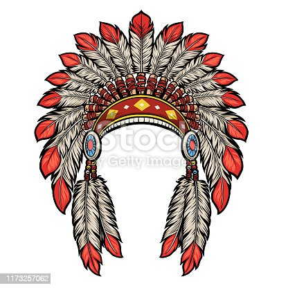 istock american native indian head dress 1173257062