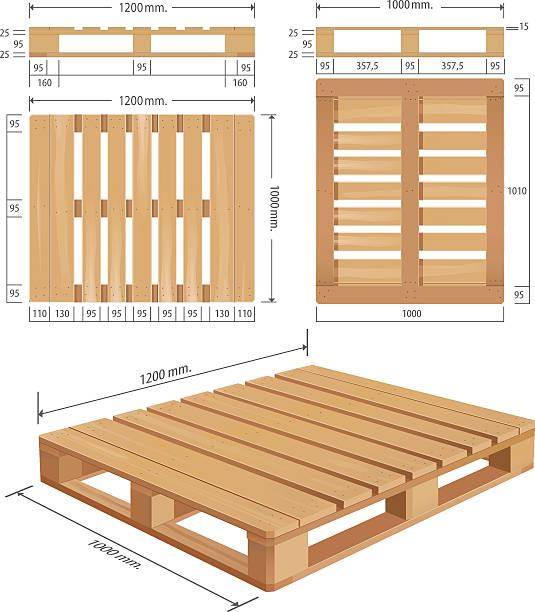 american standard paletten ausblick - nagelplatte stock-grafiken, -clipart, -cartoons und -symbole