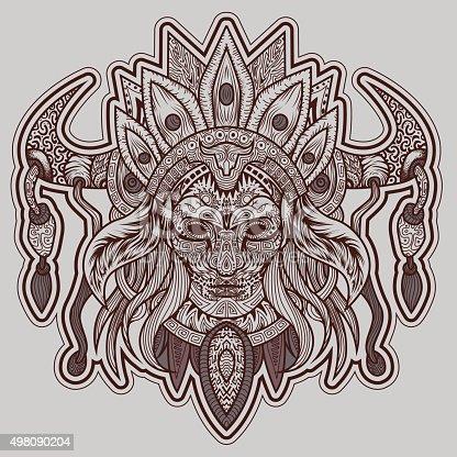 istock American-Indian 498090204