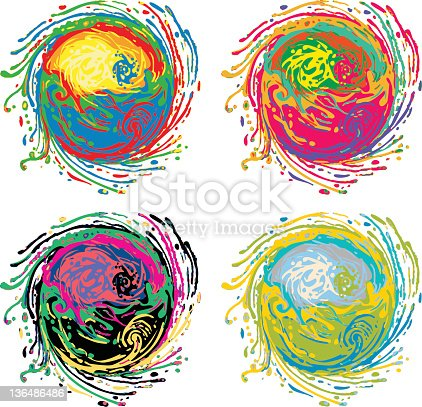 istock amorhpous balls colorfully 136486486