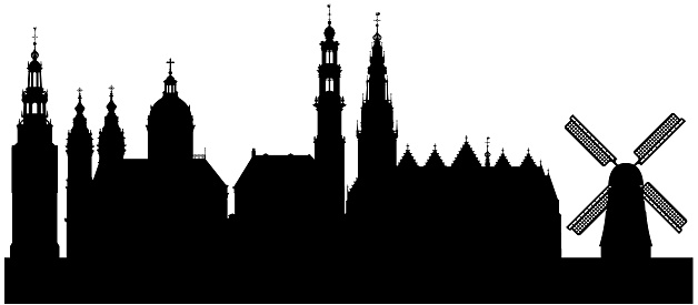 Amsterdam (All Buildings Are Separate and Complete)