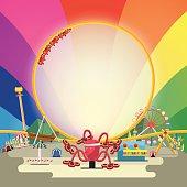 amusements color