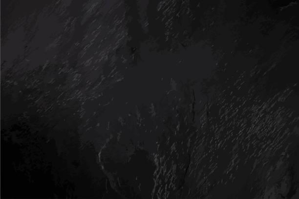 ilustraciones, imágenes clip art, dibujos animados e iconos de stock de un resumen antecedentes de pizarra negra, un marco oscuro con un lugar para el texto, una textura de vector - textura de piedra