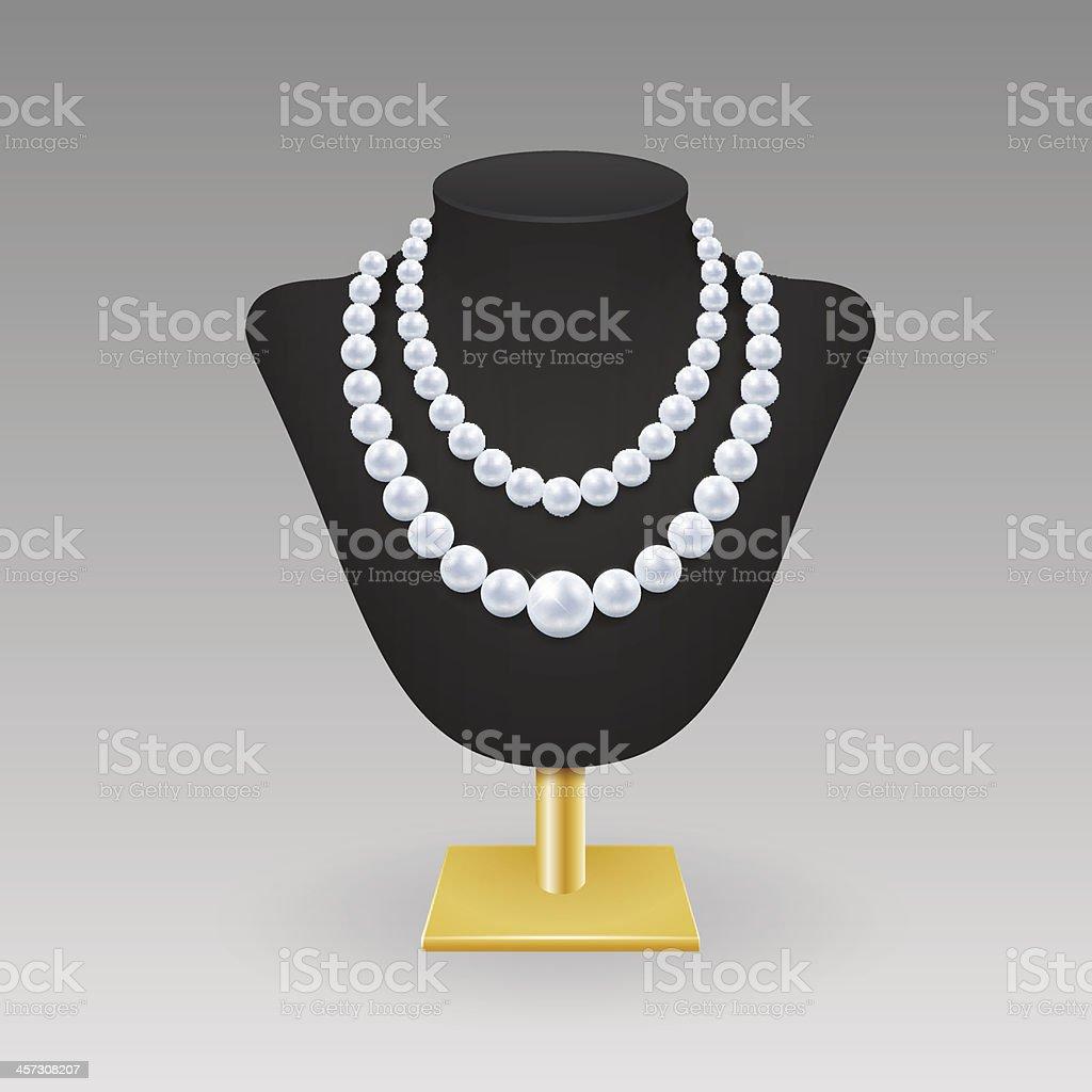 Halskette clipart