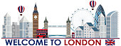 An London Tourist Attraction Template
