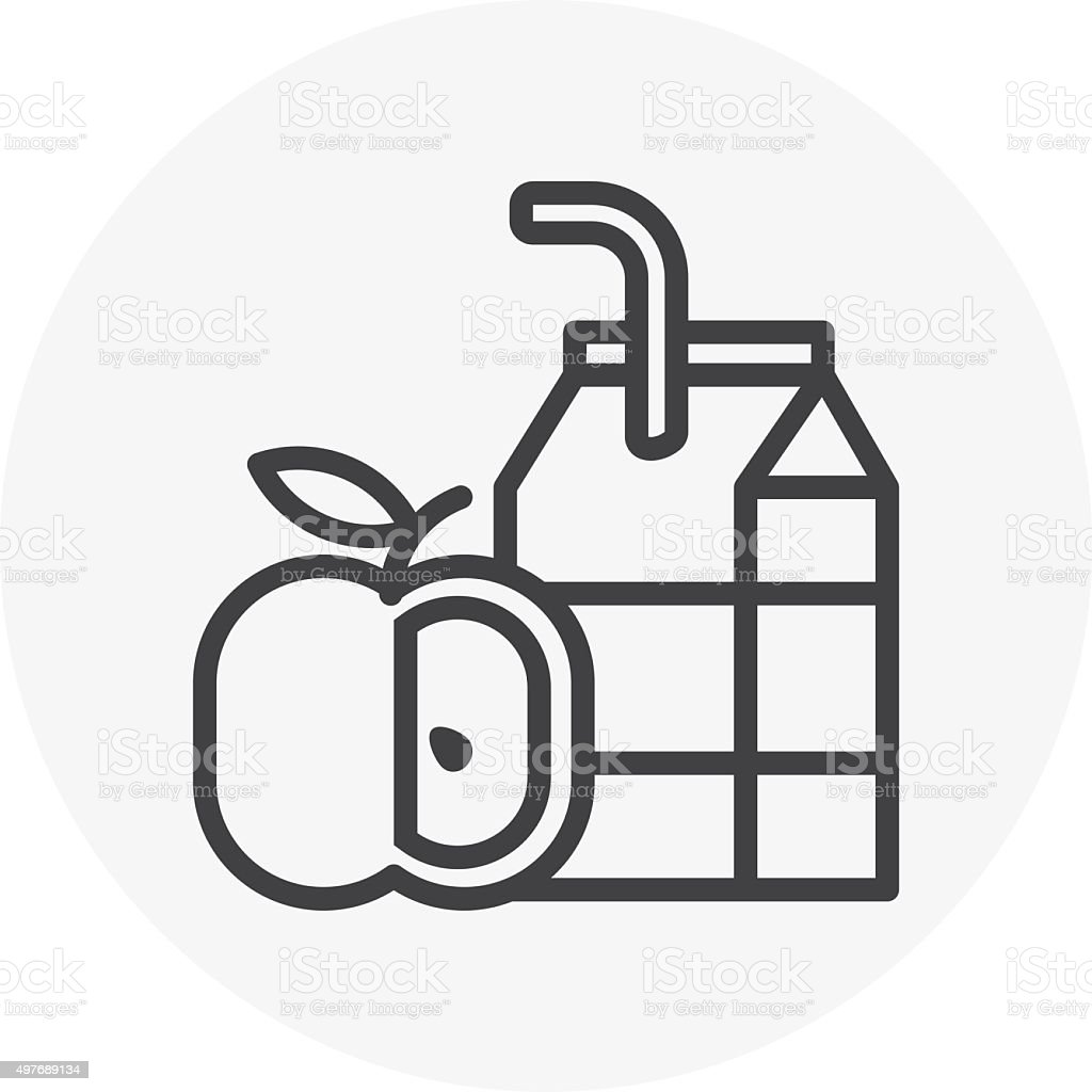 analysis, apple, bag, bottle, business, commerce, community, com vector art illustration