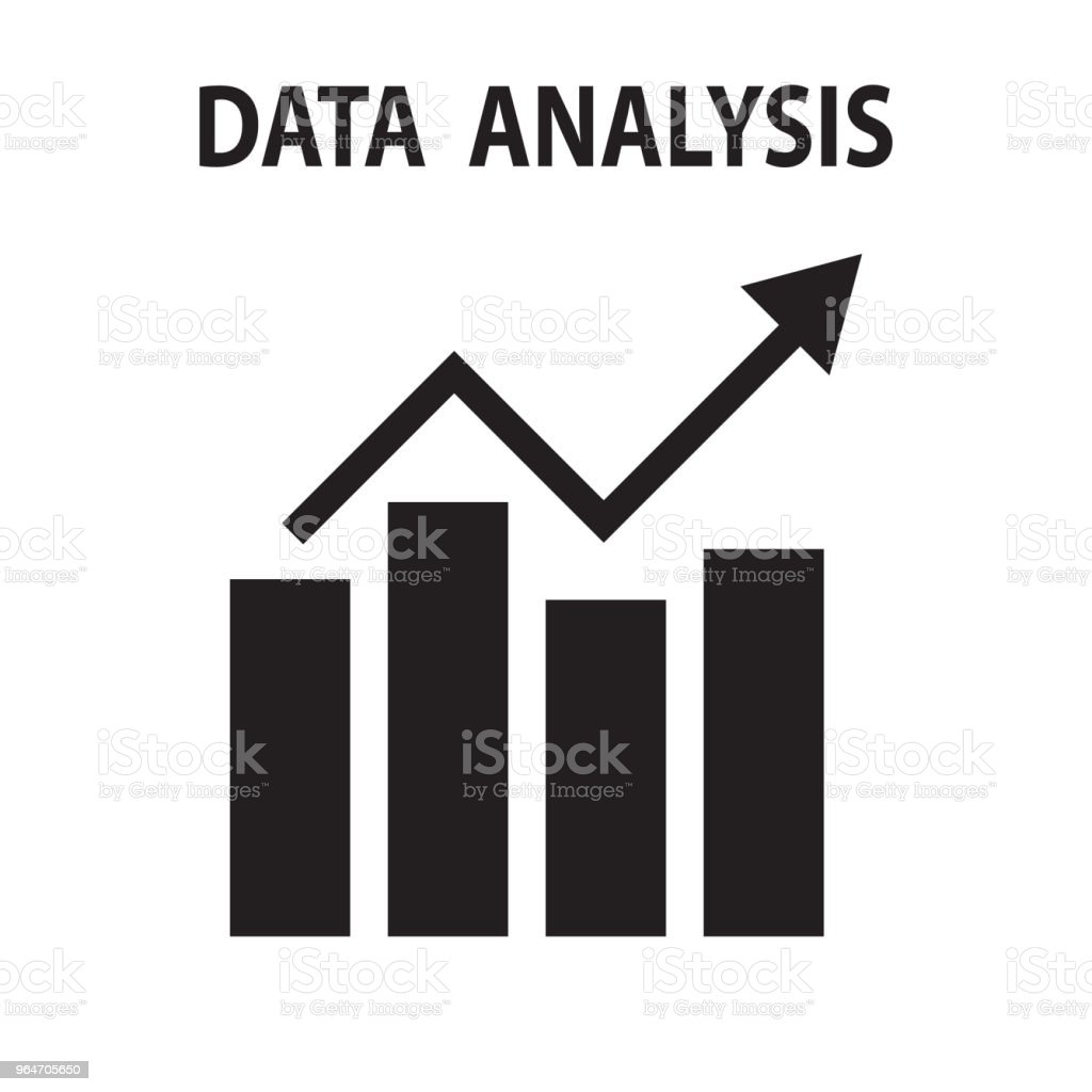 Analysis chart data growth increase line seo icon vector illustration. royalty-free analysis chart data growth increase line seo icon vector illustration stock illustration - download image now