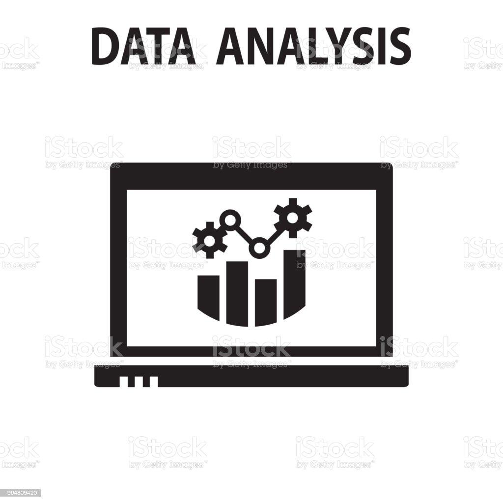 Analysis chart data growth increase line seo icon vector illustration. royalty-free analysis chart data growth increase line seo icon vector illustration stock illustration - download image now