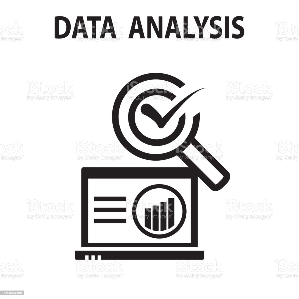 Analysis chart data growth increase line seo icon vector illustration. royalty-free analysis chart data growth increase line seo icon vector illustration stock vector art & more images of business