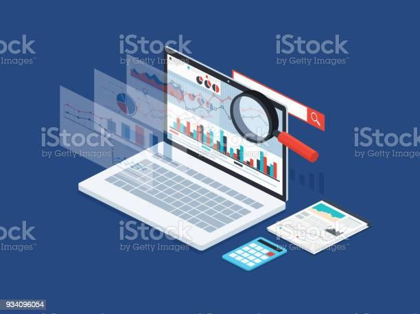 Analysis data and development statistic modern concept of business vector id934096054?b=1&k=6&m=934096054&s=612x612&h=9ql1sfclv xxgx7cdos5v4cydias1uve7mb3kjdvcos=