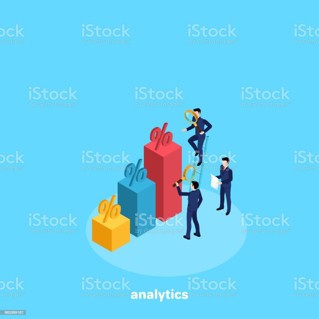 analytics 9 - Grafika wektorowa royalty-free (Abstrakcja)