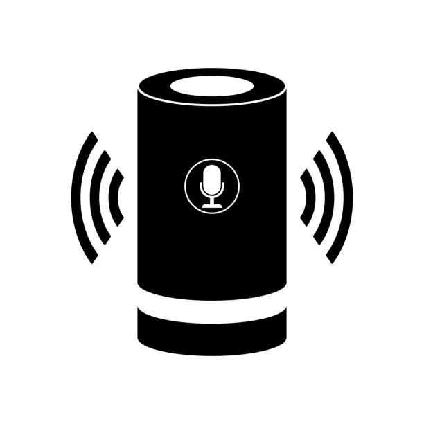 analytik-symbol auf weißem hintergrund - assistent stock-grafiken, -clipart, -cartoons und -symbole