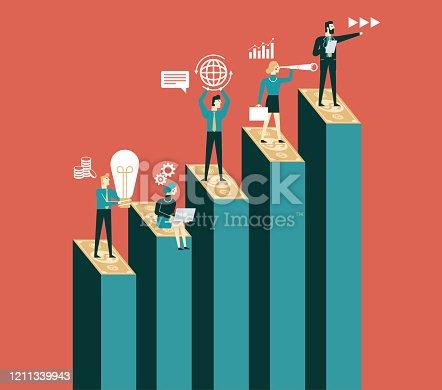 istock Analyze - chart 1211339943