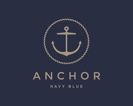 Anchor emblem