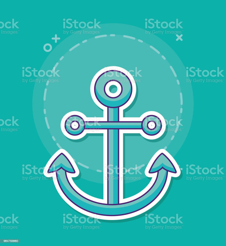 anchor icon image royalty-free anchor icon image stock vector art & more images of anchor - vessel part