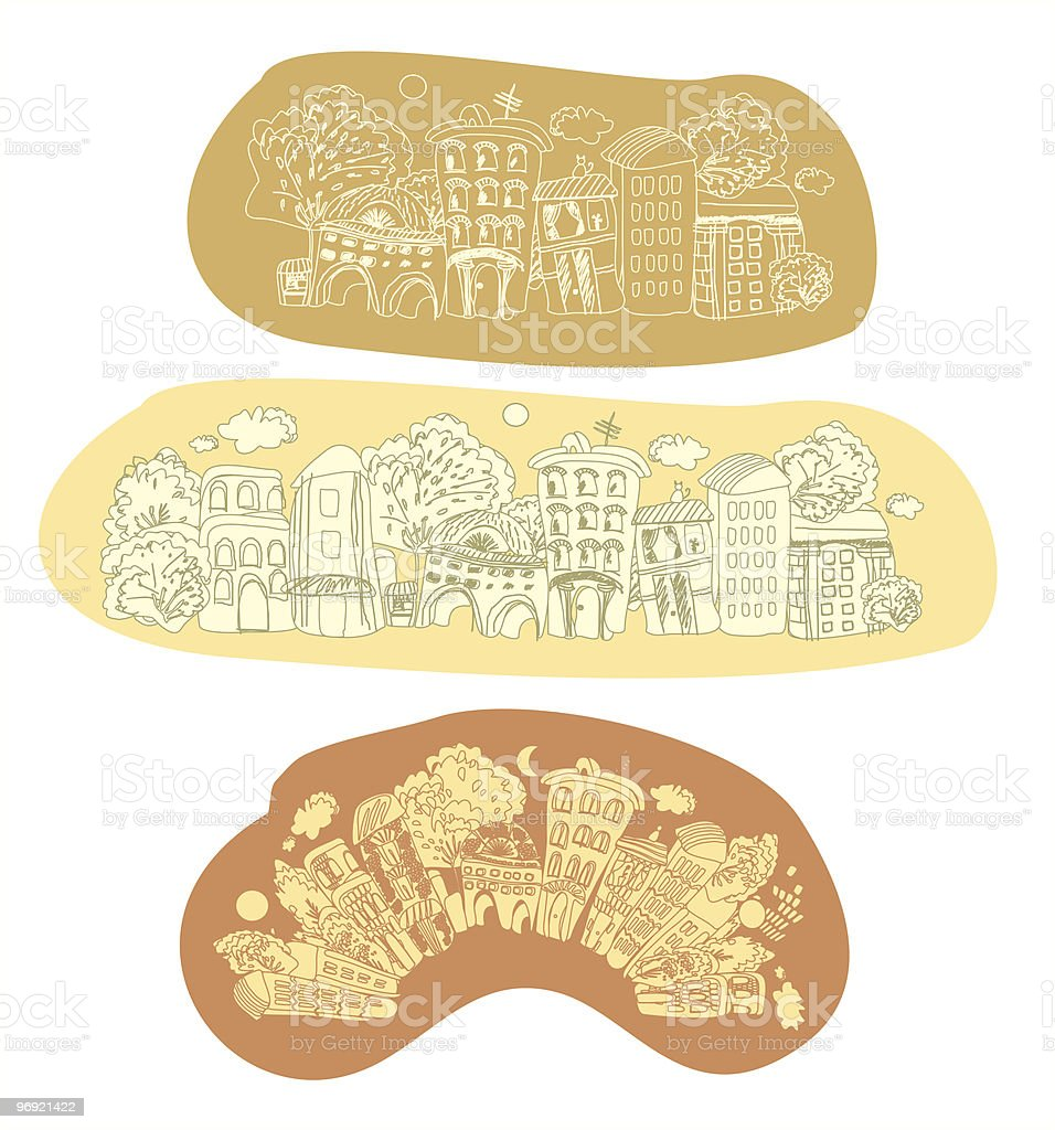 Ancient city royalty-free ancient city stock vector art & more images of ancient