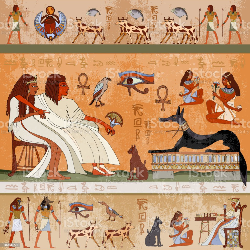 Ancient egypt scene egyptian gods and pharaohs murals ancient egypt ancient egypt scene egyptian gods and pharaohs murals ancient egypt hieroglyphic carvings on publicscrutiny Image collections