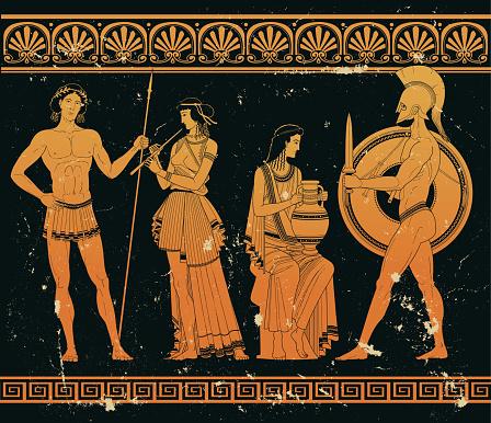 Ancient Greek art