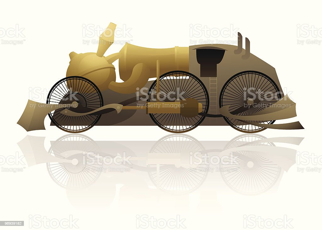Ancient locomotive royalty-free ancient locomotive stock vector art & more images of ancient