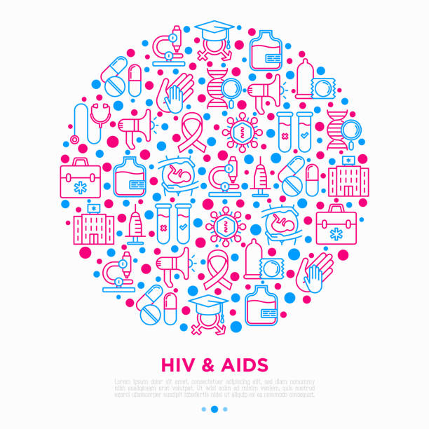 Best Hiv Test Illustrations, Royalty-Free Vector Graphics