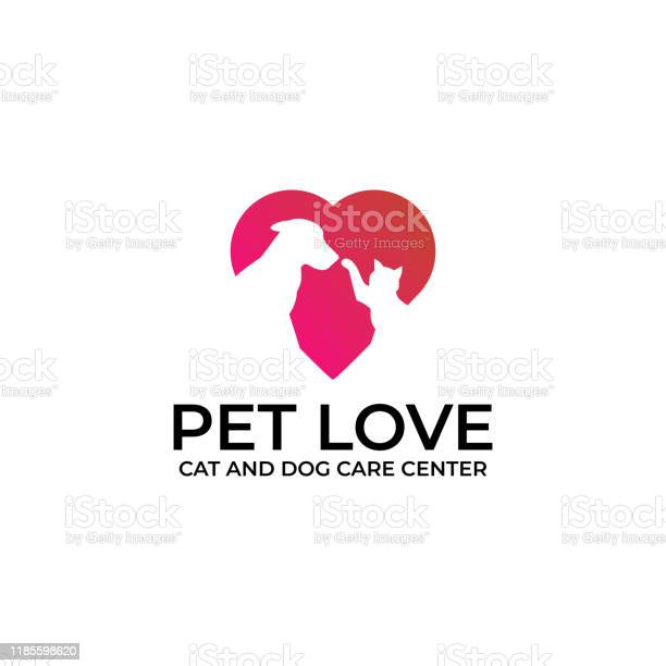 And cat care pet lovers logo inspirations lovely pet logo brands logo vector id1185598620?b=1&k=6&m=1185598620&s=612x612&h=ig4ftqyju4g0gz6qxeysqamv2a tsovrtq4 2qco5do=