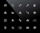FTP and Hosting Icons // 32px Series