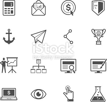 istock SEO and Internet Icons 469397098